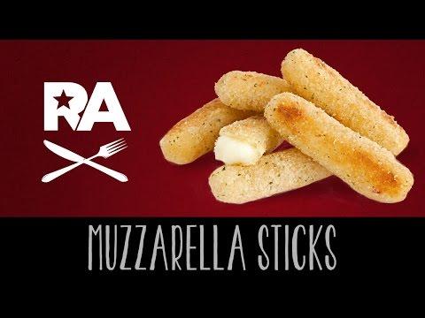 Mozzarella Sticks - RA COOKING #7