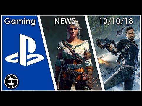 PSN Name ändern, The Witcher Serie Ciri Cast, Just Cause 4 Story Trailer | Gaming News [Deutsch]