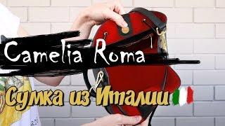 Продолжаю делиться впечатлениями об интересных, но не известных брендах. Сегодня это Camelia Roma - производитель недорогих сумок из Италии. Меня очень порадовало качество этой сумки, поэтому могу смело ее рекомендовать.-----------------------Другие мои покупки и видео распаковки этой сумки https://www.youtube.com/watch?v=1paVjRfRATQВидео на другие мои сумки из коллекции https://www.youtube.com/playlist?list=PLacGpN0CezvY7CqH-H8VRXUiRrqbM--XwОфициальный интернет магазин Camelia Roma - https://goo.gl/bddrUd