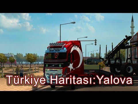Europe & Turkey Map v2.6
