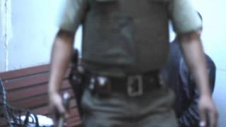 Detenidos por grabar nuevo video de Vigilante