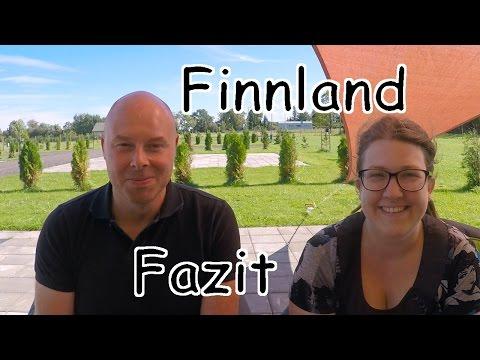 FINNLAND - Fazit  Unsere Erfahrungen und Tipps für eine Reise nach Finnland