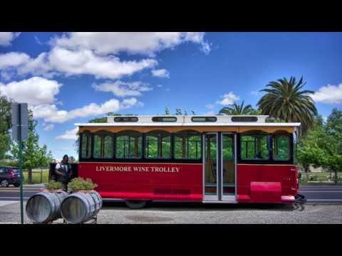 Livermore Wine Trolley