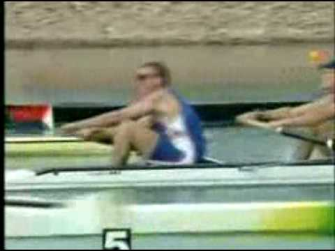 Steve Redgrave makes it five