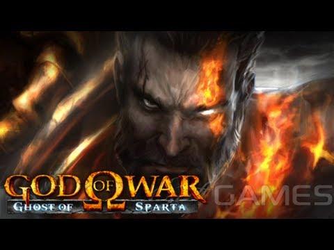 God of War : Ghost of Sparta Gameplay Movie
