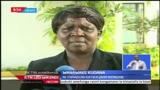 Mjadala Wa Utamaduni Wa Mwanamke Kuoa Mwanamke