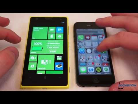 windows phone - Windows Phone 8 and iOS 7 are in more direct competition than most think. And now that iOS is sporting a new look, it leaves Windows Phone as the last mobile...