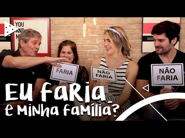VAMOS MORAR TODOS NA MESMA CASA? - Julia Faria