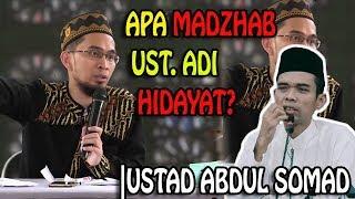 Video APA MADZHAB USTAD ADI HIDAYAT ? | Ustadz Abdul Somad Lc.MA MP3, 3GP, MP4, WEBM, AVI, FLV Juni 2019
