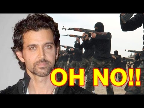 Here's How Hrithik Roshan Escaped The Istanbul Air