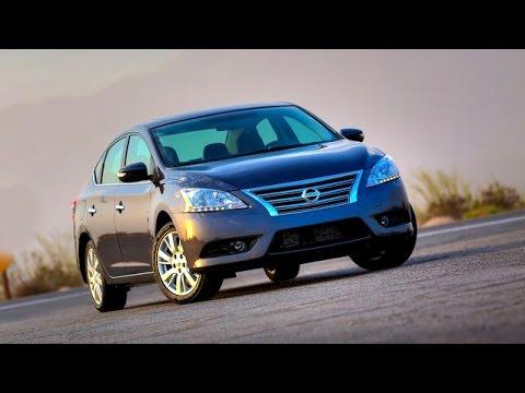Nissan Sentra - видео обзор! + цены и комплектации