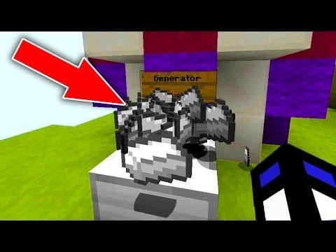 ТЕПЕРЬ ГЕНЕРАТОРЫ ПРИНОСЯТ ЕЩЁ БОЛЬШЕ РЕСУРСОВ! - (Minecraft Speed Egg Wars) (видео)