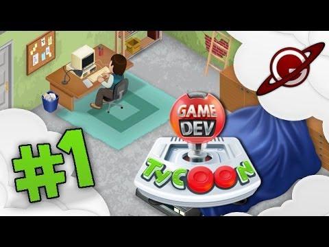 Game Dev Tycoon | Let's Play #1: Le développeur du Garage [FR]