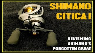 Video SHIMANO CITICA I: REVIEWING SHIMANO'S FORGOTTEN RED HEADED STEP CHILD MP3, 3GP, MP4, WEBM, AVI, FLV Februari 2019