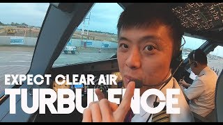 Video BANJARMASIN! , Expect Clear Air Turbulence - by Captain Vincent Raditya ( BATIK AIR PILOT ) MP3, 3GP, MP4, WEBM, AVI, FLV Oktober 2018