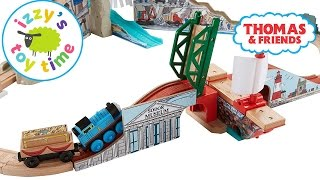 Thomas and Friends   Thomas Train Pirate Cove! With Brio and KidKraft   Fun Toy Trains for Kids