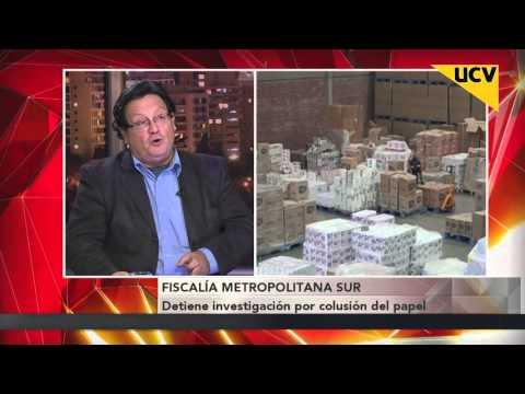 video Fiscalía Sur no perseverará en investigación por colusión CMPC-SCA