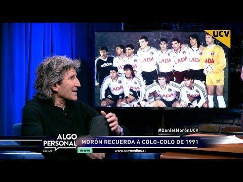 video Daniel Morón recuerda a Mirko Jozic y la Copa Libertadores '91