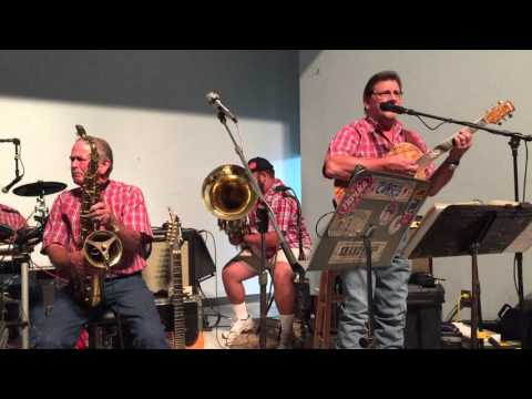 RED RAVENS POLKA BAND-SHINER,TX- AT THE MILL POLKA