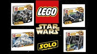 Download Lagu LEGO Star Wars SOLO- A Star Wars Story:  Thoughts Mp3