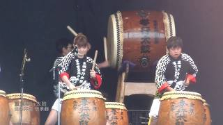 【Report】2016/10/09 朝霧JAM 2016での演奏レポートその2