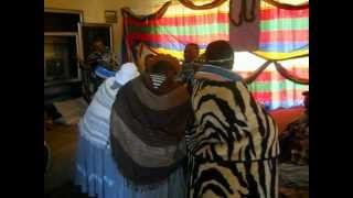 Ama-Ndebele have this as one traditional ceremonies for ladies. Its a celebration.