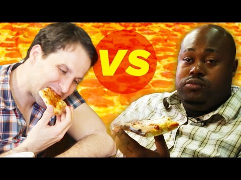 Drunk vs. Stoned Pizza Challenge: Who Win?