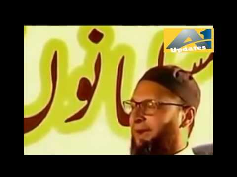 Video Asaduddin Owaisi Tiger Powerfully Roaring Against Salman Khan Must See download in MP3, 3GP, MP4, WEBM, AVI, FLV January 2017