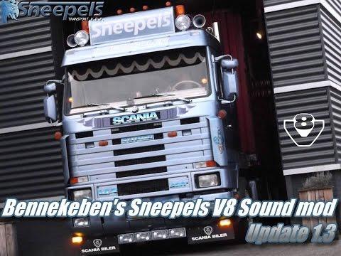 Bennekeben's Sneepels V8 soundmod v1.3