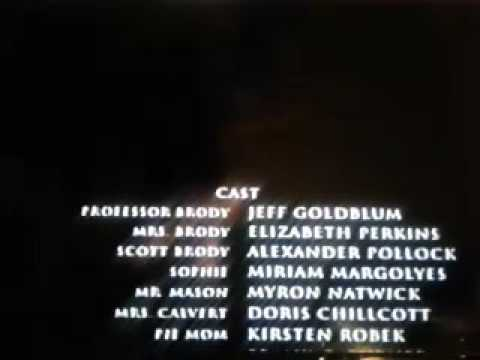 Cats And Dogs 2001 End Credits