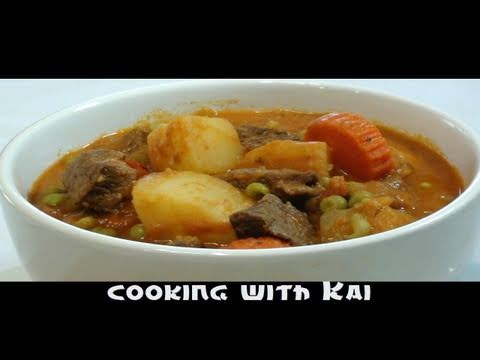 How to Make Ragu – Asian Beef Stew – Thit Bo Kho