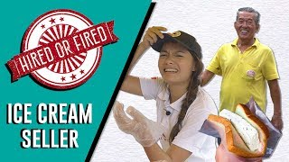 Video *NEW SERIES* HIRED OR FIRED: ICE-CREAM SELLER FOR A DAY MP3, 3GP, MP4, WEBM, AVI, FLV November 2018
