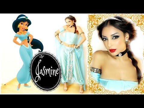 Jasmine 100 % Total Look !