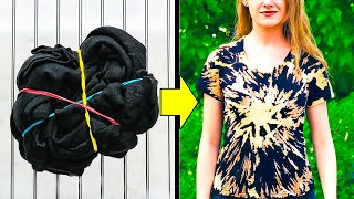 Video 32 BUDGET CLOTHING HACKS TO UPGRADE YOUR WARDROBE MP3, 3GP, MP4, WEBM, AVI, FLV Juli 2019