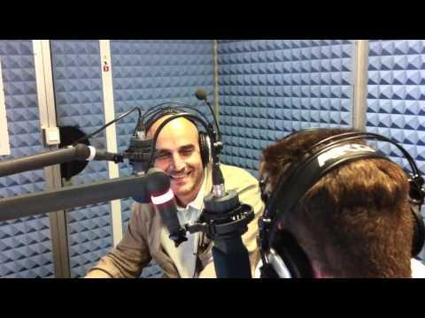 prof luigi maria sicca intervistato alla radio