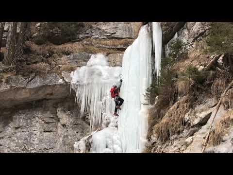 ice climbing forni