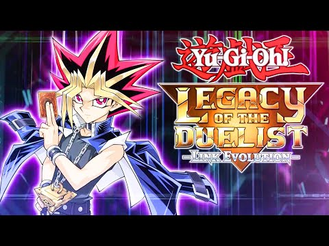 Yu-Gi-Oh! Legacy of the Duelist Link Evolution - Legendary Duelists Launch Trailer