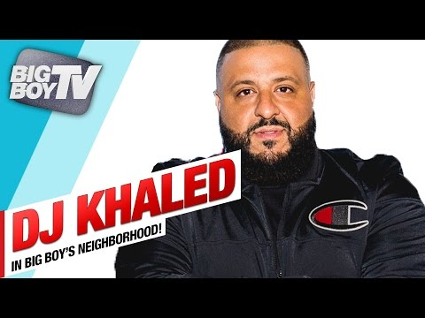 Backstage w/ DJ Khaled | BigBoyTV