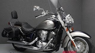 8. 2006  KAWASAKI  VN900 VULCAN 900 CLASSIC LT - National Powersports Distributors