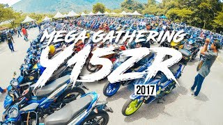 Download Lagu Mega Gathering Y15ZR Malaysia 2017 (HD Video) Mp3