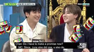 IKON VIDEO STAR ENG SUB PART 5: Pervert Jinan & Song