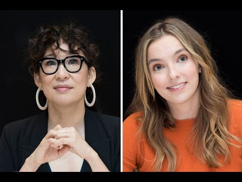 "Sandra Oh and Jodie Comer on ""Killing Eve"" Season Two"