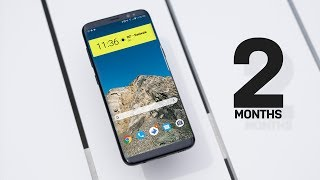 After two months, Samsung's Galaxy S8 is still the best smartphone you can buy. https://www.technobuffalo.com/videos/galaxy-s8-two-months-later/Galaxy S8 Review: https://www.youtube.com/watch?v=BwKVkNj8zyQS8 vs iPhone 7: https://www.youtube.com/watch?v=Pz50OVRTJKsMusic: http://www.epidemicsound.com/youtube-subscriptionMore tech goodness: http://www.technobuffalo.comOur video gear: http://amzn.to/1XQHb2EDeals: http://bit.ly/1JMh2qcFollow us!Twitter: http://www.twitter.com/technobuffaloFacebook: http://www.facebook.com/technobuffaloInstagram: http://instagram.com/technobuffaloGoogle Plus: https://plus.google.com/+TechnoBuffalo