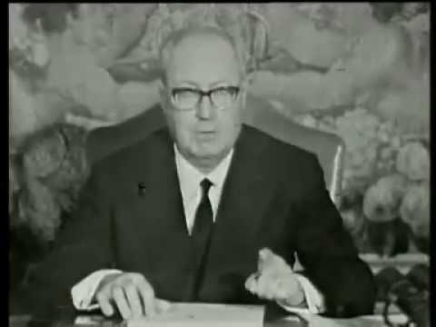 Messaggio di Fine Anno del Presidente della Repubblica - 1967 - Giuseppe Saragat [31.12.1967]