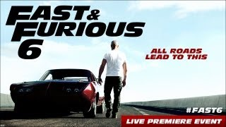 Nonton Fast & Furious 6 Premiere Event Film Subtitle Indonesia Streaming Movie Download