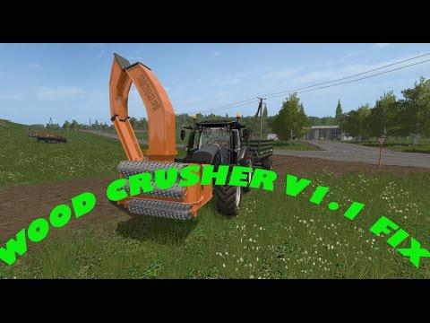 Wood Crusher v1.1 Fix