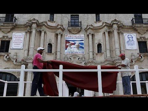 Κούβα: Προετοιμασίες για την παπική επίσκεψη