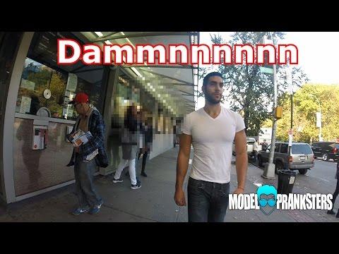 猛男靜走紐約街頭,3小時遇超過30次騷擾!