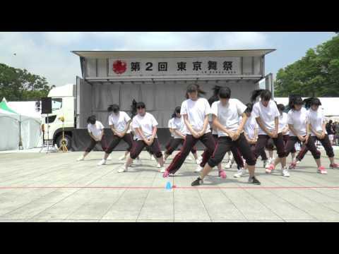 川崎市立麻生中学校ダンス部さん <DANCE>