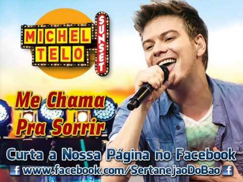 Michel Teló - Me Chama Pra Sorrir lyrics